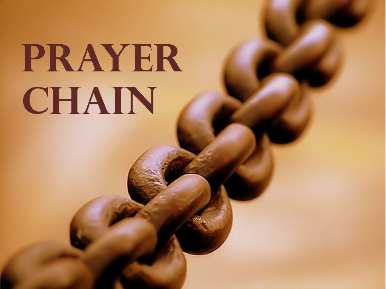 email prayer chain