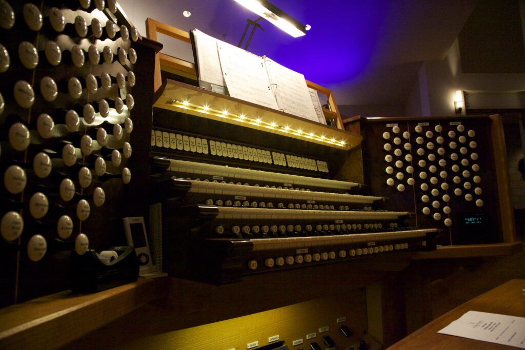 92-Rank Berghaus Organ, Arizona's 2nd largest