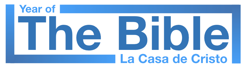 Year Of The Bible Logo