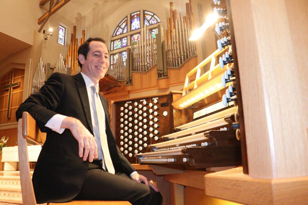 Organist - Dr. Jeremy Peterman - La Casa de Cristo Scottsdale, Arizona Lutheran Church
