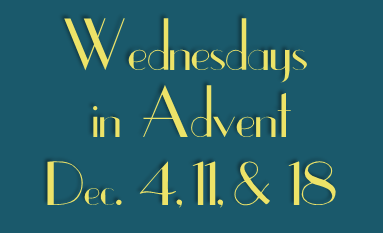 Advent worship times